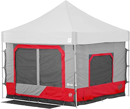 E-Z UP CC10SLPN Camping Cube 6.4 Outdoor Accessory, 10 by...