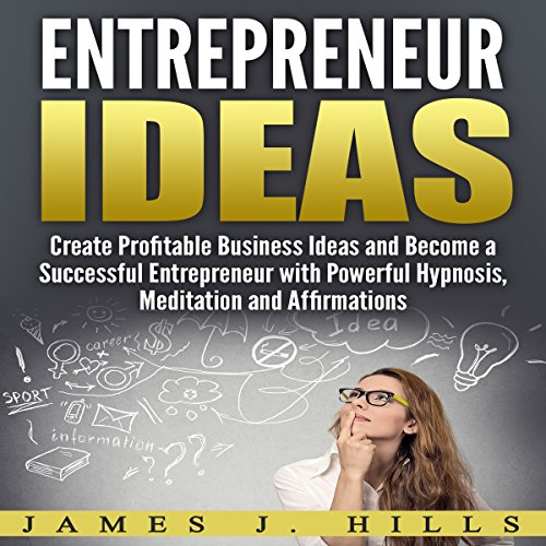 Entrepreneur Ideas audiobook cover art