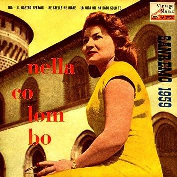 "Vintage Italian Song Nº 33 - EPs Collectors, ""San Remo 1959"""