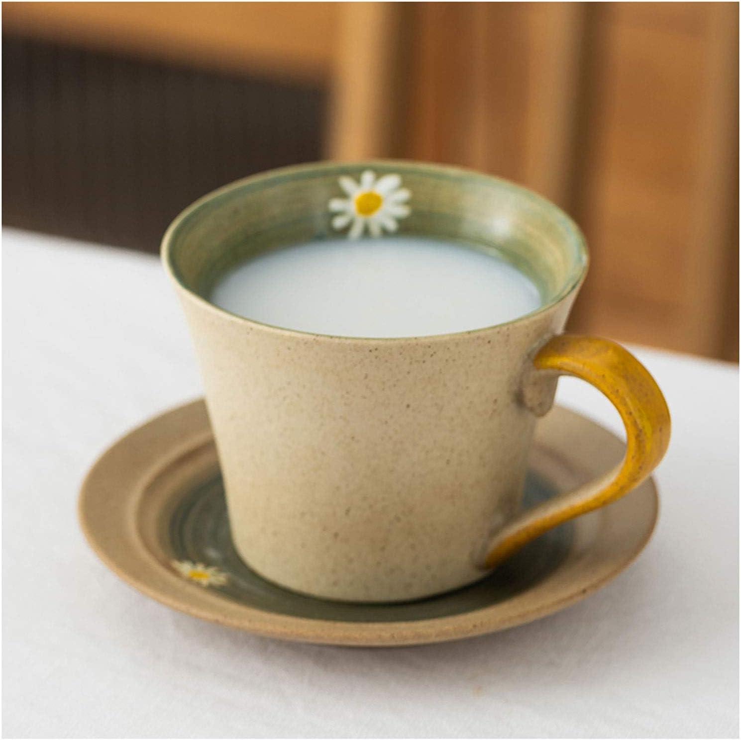 Coffee Mugs Hand-painted overseas Pattern Mug Cup Columbus Mall Flower Creative