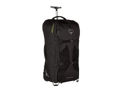Osprey 65 L Farpoint Wheels (Black) Backpack Bags