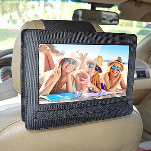 Auto KFZ Kopfstützen Halterung für DBPOWER Tragbarer DVD-Player (10.5 Zoll)