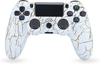 $79 » ZHZHUANG Wireless Controller for Playstation 4, Game Controller for Ps4/Pro/Slim Consoles Touch Panel Joypad with Double V...