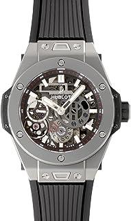 [ウブロ] HUBLOT 腕時計 ビッグバン メカ10 チタニウム 414.NI.1123.RX 手巻き メンズ 新品 [並行輸入品]