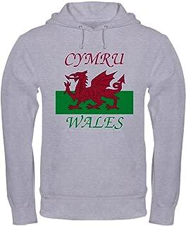 Wales-Cymru Pullover Hoodie, Hooded Sweatshirt