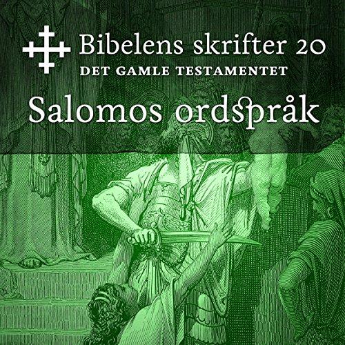 Salomos ordspråk audiobook cover art