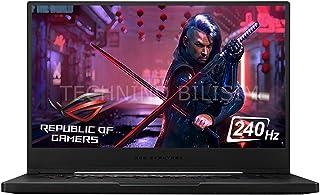 2020 ASUS ROG Zephyrus M15 ゲーミングノートパソコン: 第10世代 Core i7-10750H RTX 2070 1TB SSD 16GB RAM 15.6インチ 240Hz フルHDディスプレイ
