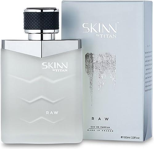 Skinn by Titan Raw Perfume For Men, 100ml