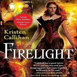 Firelight audiobook cover art