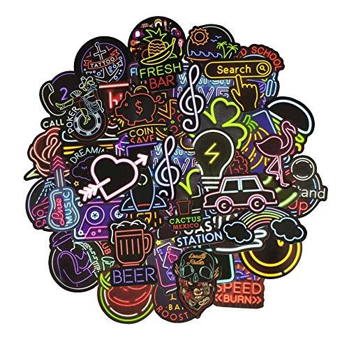 50 pcs Vinyle Autocollants Vsco Autocollant Stickers...