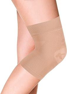 فشرده سازی زانو OrthoSleeve KS7 (یک آستین) برای تسکین درد زانو ، زانو در حال ضربان و تسکین آرتروز (طبیعی ، بزرگ)