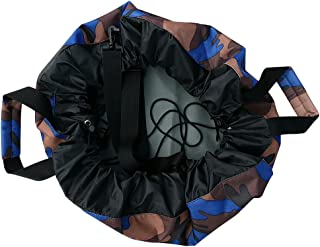 Wetsuit Changing Mat Bag Padded Surf Snorkel Scuba Carry Pack with Handles