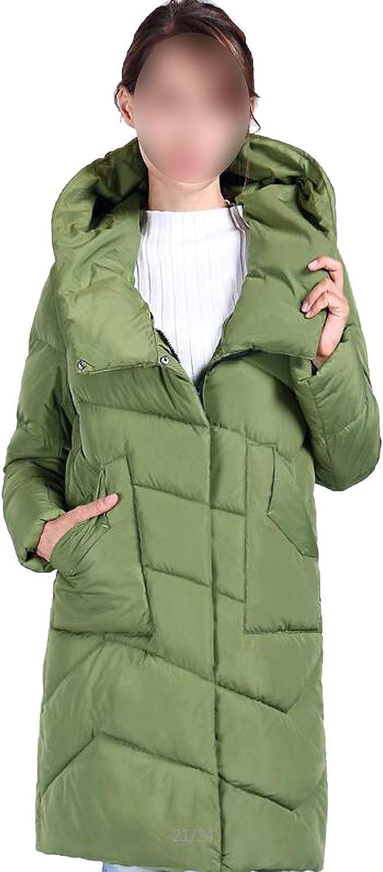 EnjoySexy 2018 New Winter Women Plus Size Long Women's Thick Parka Cotton Hooded Warm Coat