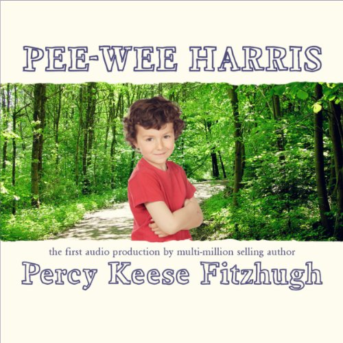 Pee-Wee Harris audiobook cover art