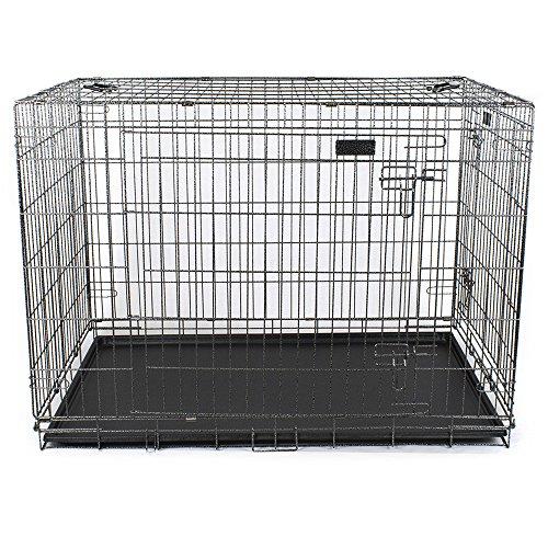 Pet's Solution Gabbia per Cani Box Cani Pieghevole trasportino XL 107x70x78 cm