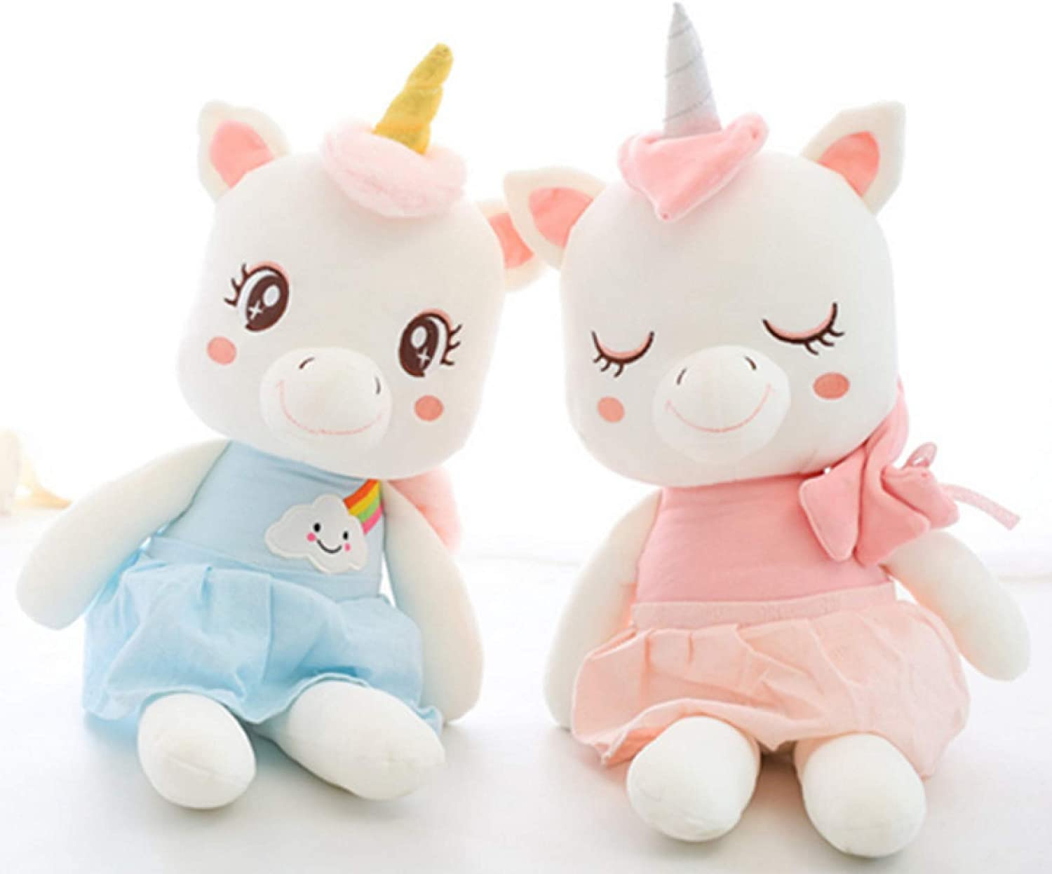 70% Baltimore Mall OFF Outlet Kawaii Unicorn Plush Toy Baby Toys Stuffed Appease Cut Doll Soft