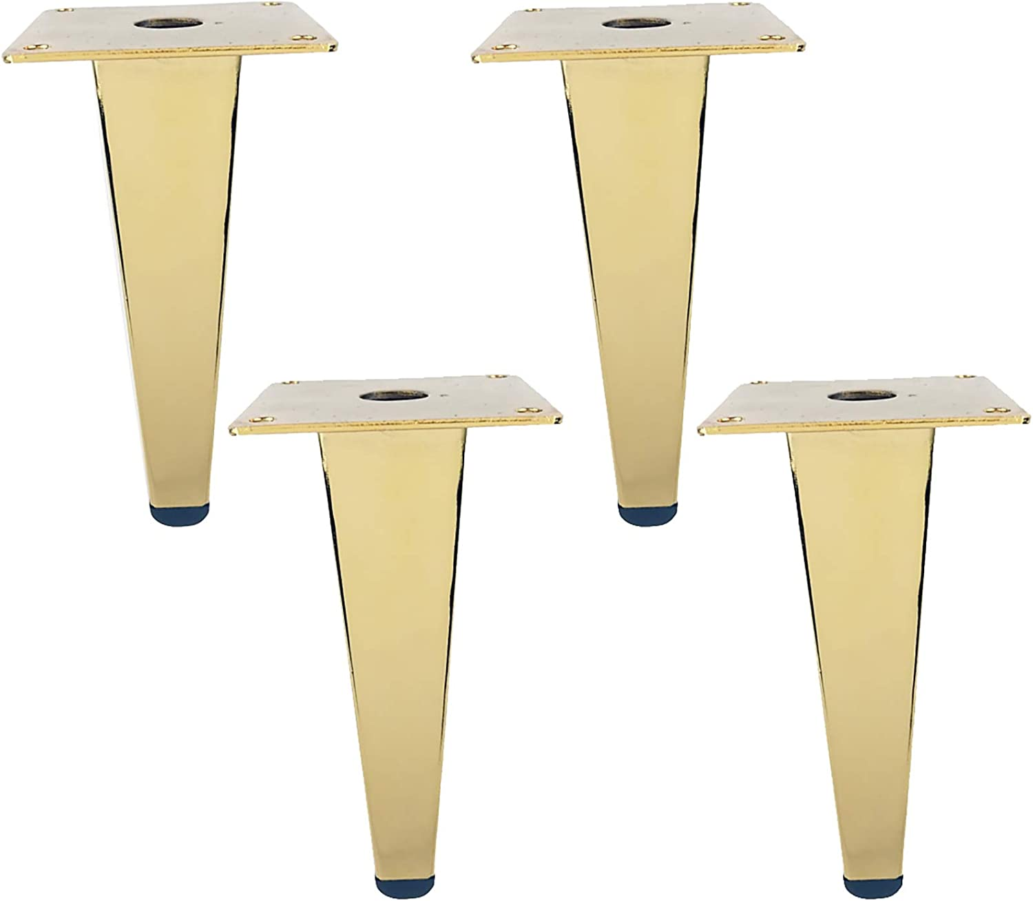 4pcs Furniture Super intense SALE Legs Metal Feet for Direct sale of manufacturer Replacement