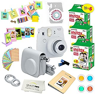 Fujifilm Instax Mini 9 Instant (60 Pack)