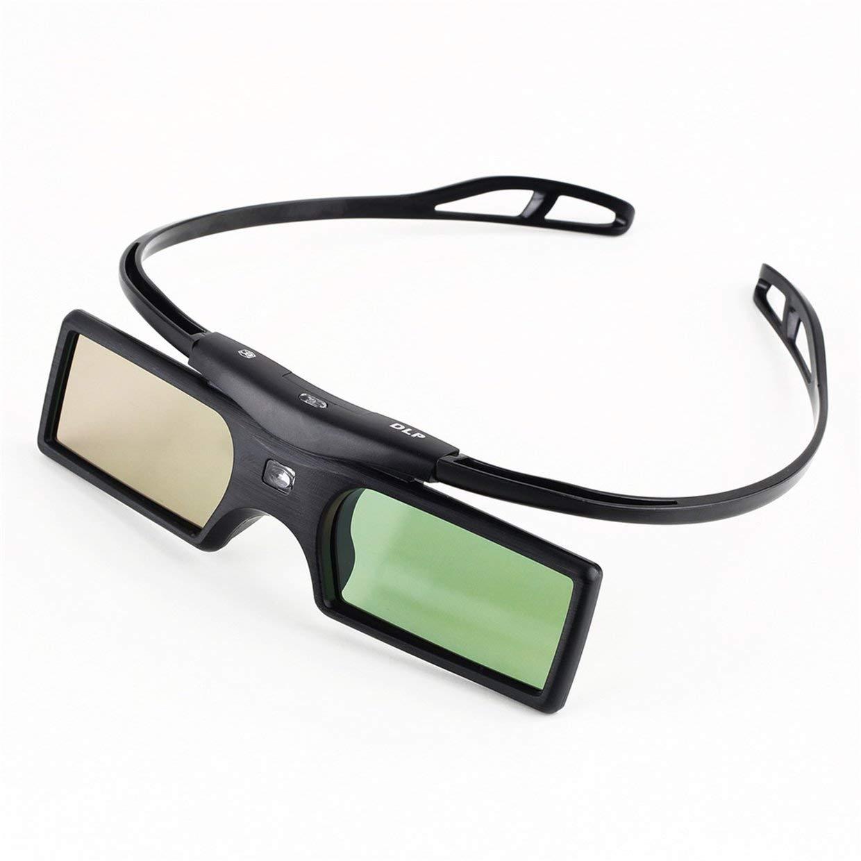 G15-DLP 3D Obturador activo Gafas para proyector Gafas Smart TV ...