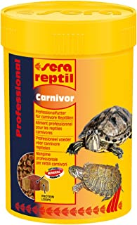 Sera Reptil Professional Carnivor, 3 x 30 g