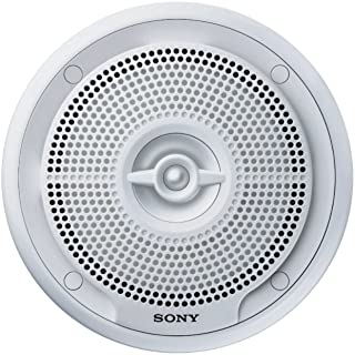 Sony XSMP1620W Marine Speaker, 6.5-Inch Woofer, and 2-Inch Tweeter (Discontinued by Manufacturer)