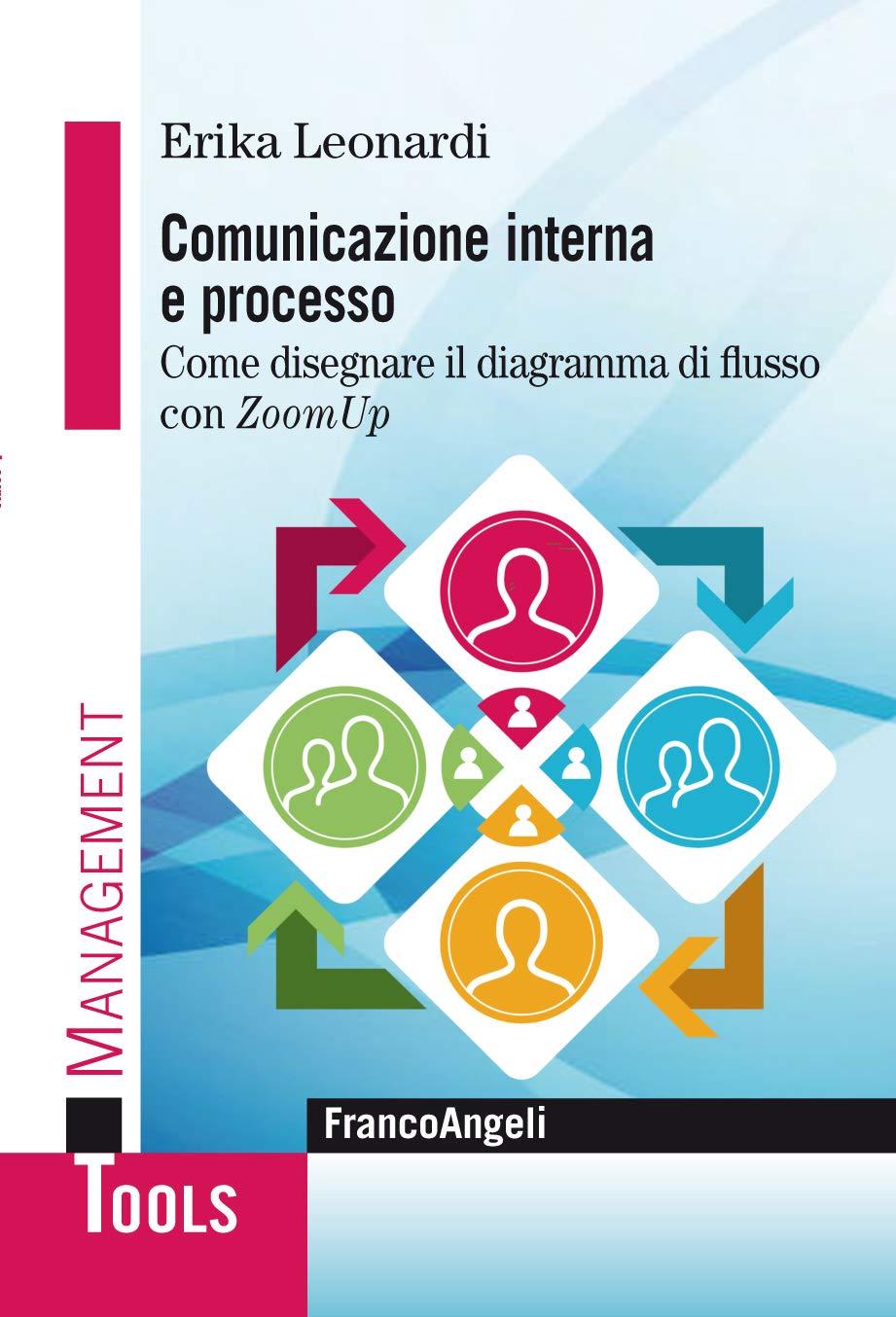Comunicazione interna e processo: Come disegnare il diagramma di flusso con ZoomUp (Italian Edition)