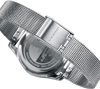 Pack Watch + Earrings Sweet VICEROY 42406-05 Girl White Steel