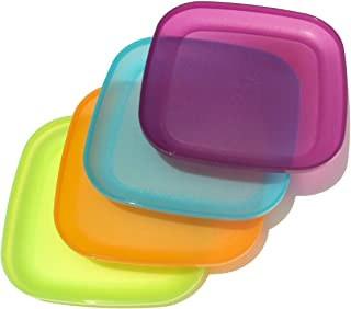 Best tupperware square luncheon plates Reviews