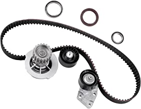Timing Belt Kit with Water Pump, ECCPP for