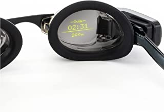 FORM Smart Swim Goggles, Fitness Tracker for Pool and Open Water with a See-Through Display That Shows Your Metrics While ...