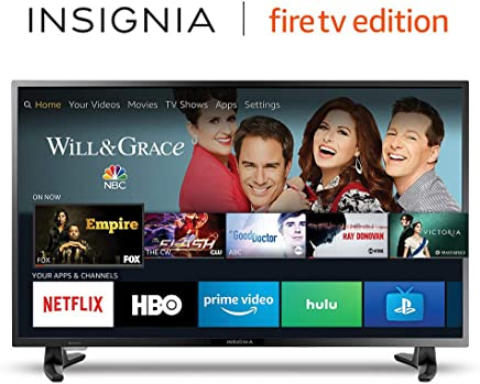 Insignia NS-39DF510NA19 39-inch 1080p Full HD Smart LED...