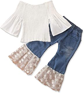 Hongyuangl Pantaloni leggings bambina 2-7 anni Pantaloni in cotone morbido per bambini Pantaloni primavera autunno collant