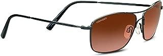 Corleone Sunglasses Shiny Gunmetal Unisex-Adult Small/Medium