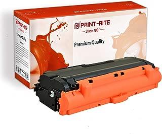 PRINT-RITE SU150A CLT-K503L K503 K503L CLT-503L CLT503L 503L Black Toner Cartridge 8000 Page Yield for Samsung Proxpress C3060fw C3010dw SL-c3010dw SL-c3060fw SLC3010dw