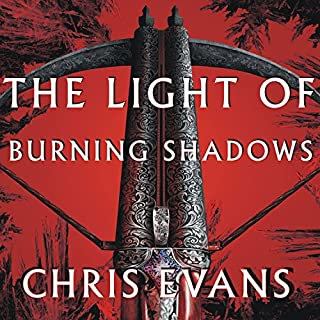 The Light of Burning Shadows cover art