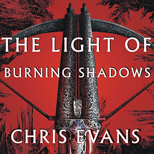 The Light of Burning Shadows audiobook cover art