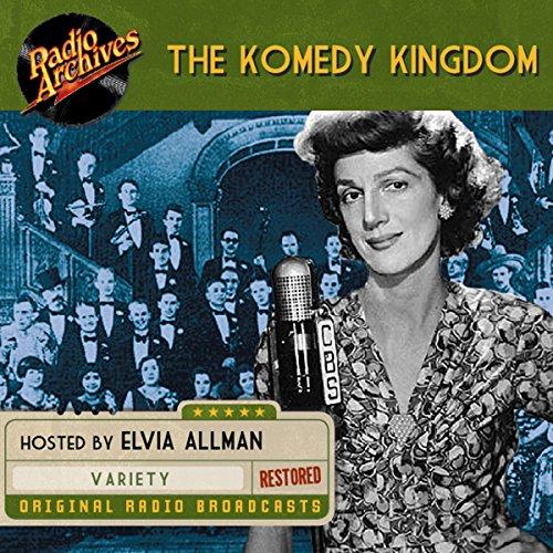 Komedy Kingdom copertina