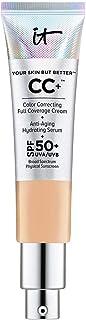 IT COSMETICS Your Skin But Better CC Cream with SPF 50 (32ml) -Medium Tan