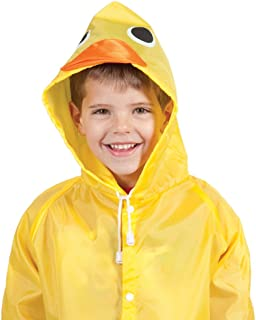 Cloudnine Children's Duck Raincoat(One Size fits All:Ages 5-12) Yellow