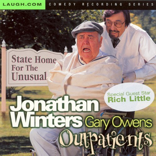 Outpatients audiobook cover art