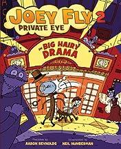 Big Hairy Drama (Joey Fly, Private Eye, Book 2)