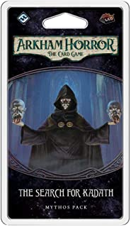 Fantasy Flight Games AHC39 Arkham Horror Lcg: The Search for Kadath, Various