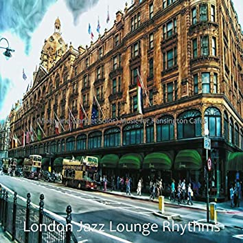 (Violin and Clarinet Solos) Music for Kensington Cafes