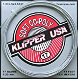 Klipper USA Soft Co-Poly 44' Tennis String Set (1)