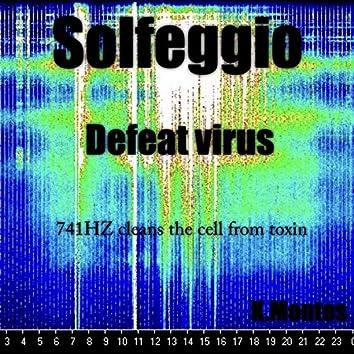 Solfeggio Defeat Virus