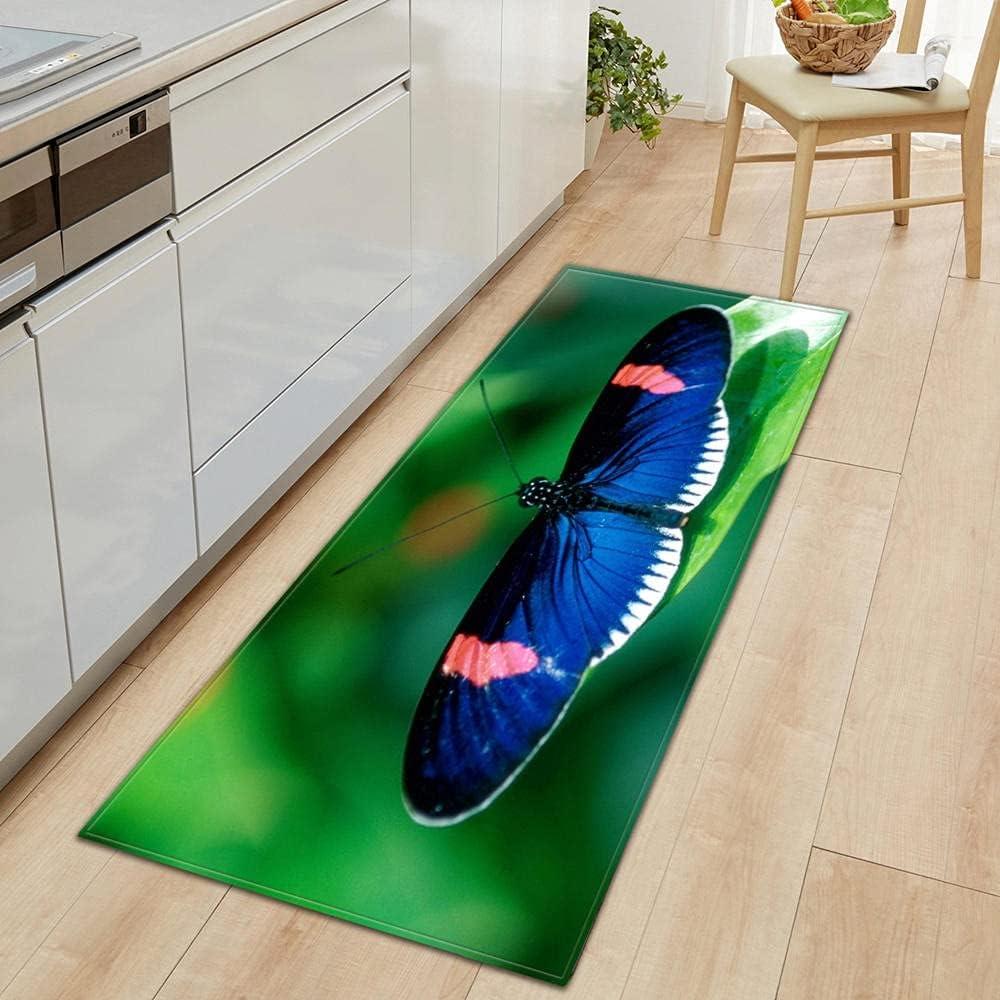 QXXKJDS Modern Kitchen OFFicial mail order Mat Entrance Doormat Room Bed Max 54% OFF Living Home