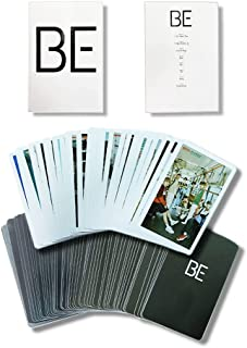 54pcs Album BE Deluxe Cards Set Lomo Cards Bangtan Boys Merchandise With Box Deal For Army Girls Daughters