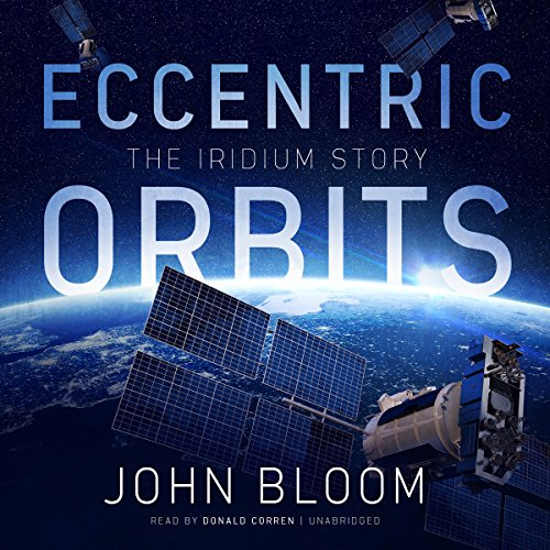 Eccentric Orbits audiobook cover art