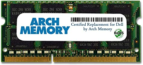 Arch Memory 8 GB Replacement for Dell SNPN2M64C/8G A7022339 204-Pin DDR3L So-dimm RAM for Alienware 17