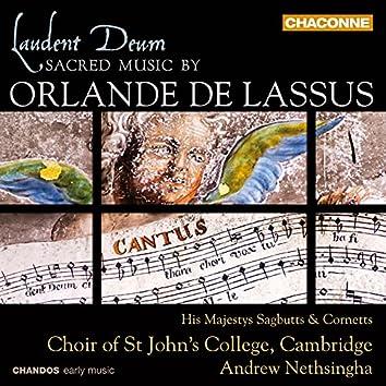 Laudent Deum - Sacred Music by Orlande de Lassus